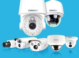 TIANDY, Soluciones Inteligentes de vídeo IP