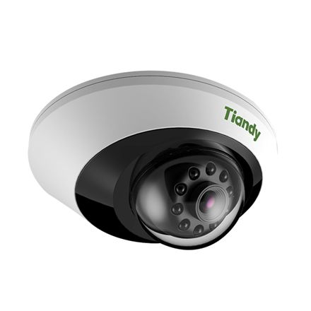 Camara IP MiniDomo 2Mp PoE IK10 IR 2.8mm Starlight - NC262S-2